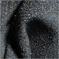 Black Chenille Fabric