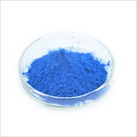 Natural Blue Color