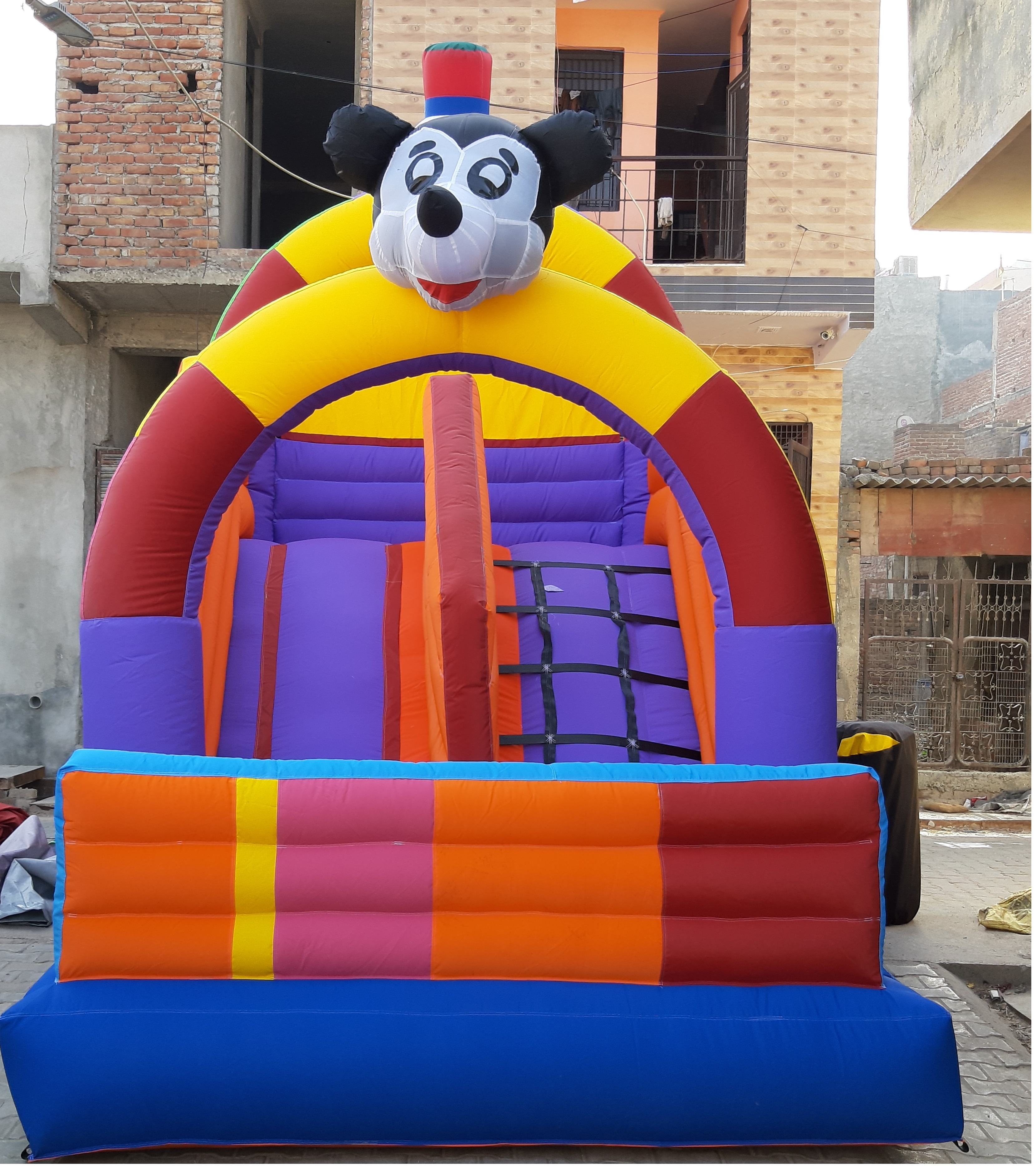 Mickey Mouse Bouncy Castles