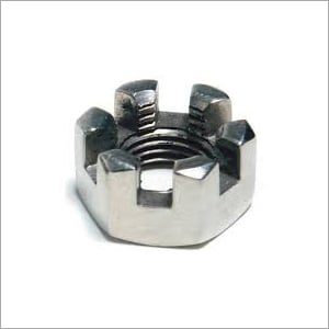 Slotted Nuts