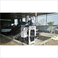 M-50 Grade Paver Blocks Making Machine Plant With Batching System (Single Production Line)