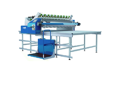 Automatic Spreading & cutting machine (Audaces  Linea)