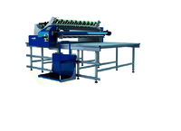 Automatic Spreading & cutting machine (Audaces  Linea)