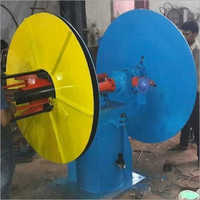 Double Side Decoiler Machine