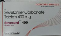 Sevelamer Carbonate Tablets 400 mg