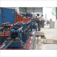 Steel ERW Tube Mill Machine