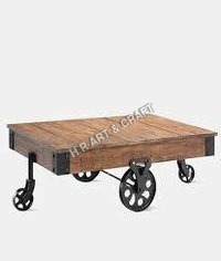 Classic Industrial Coffee Table