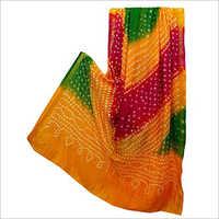 Multicolor Bandhani Dupatta