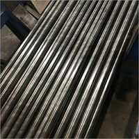 MS Polished Round Tube