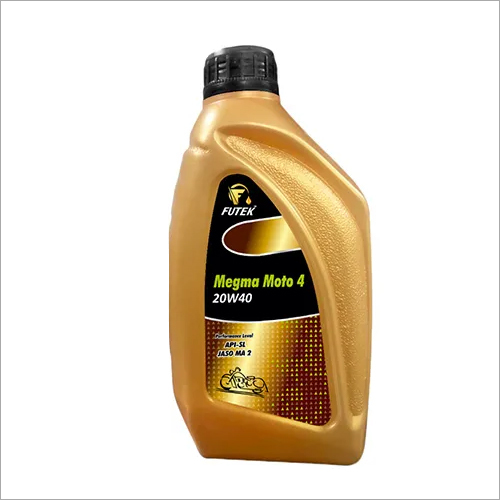 Megma Moto 4T 20W40 Engine Oil
