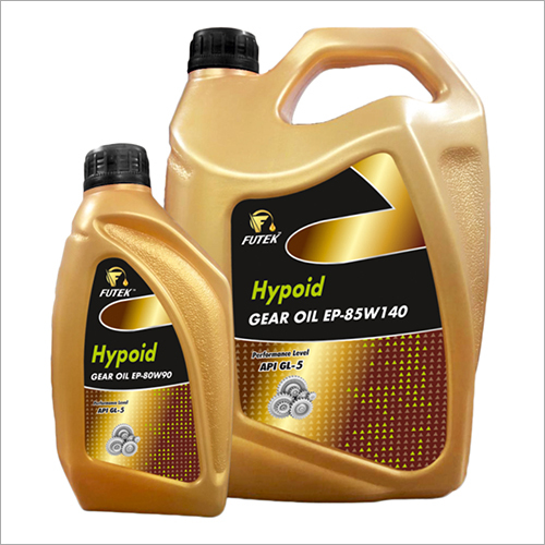 Hypoid Gear Oil EP 80W90 And EP-85W140