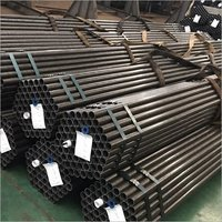 MS Seamless Steel Round Tube