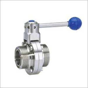 Threaded Bullerfly Valve
