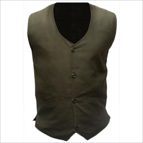Mens Cotton Waistcoat