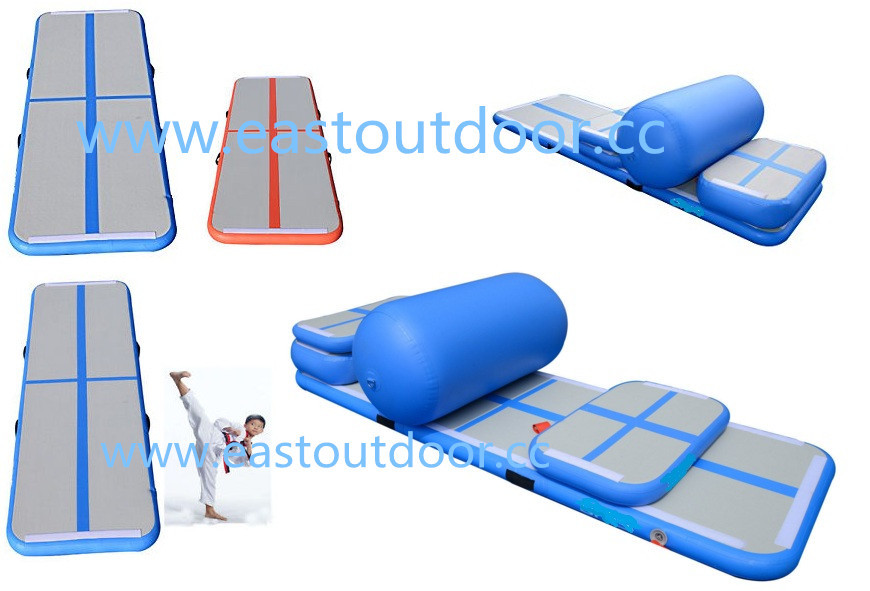 Air track, Air floor, Air pad, Tumbling mat for GYM, Yogo 100cm,