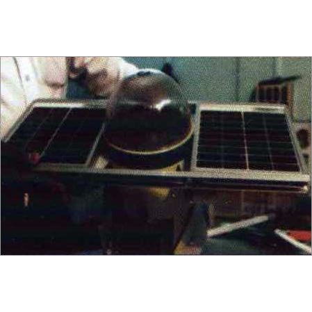 PV Integrated Micro Solar Dome