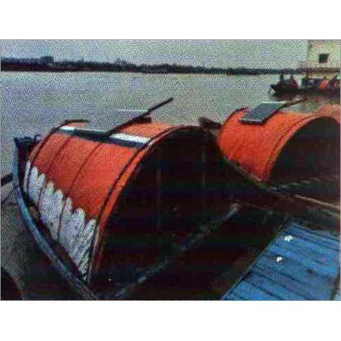 Customized Solar Powered Solution At Ferry Boat