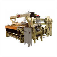 Tapped Velvet Loom Machine