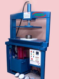 Manual Paper Plate Machine