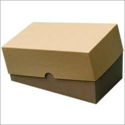 Plain Lid Corrugated Box
