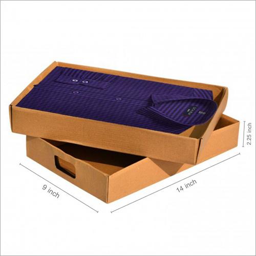 Plain Clothing Packaging Box