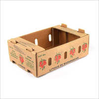 Litchi Printed Packaging Corrugated Box