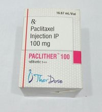 Paclitaxel Injection 100 mg