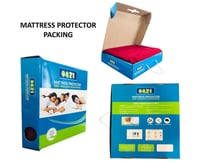 Hygienic Waterproof & Breathable Mattress Protector