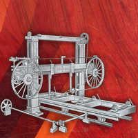 Horizantal Bandsaw Machine