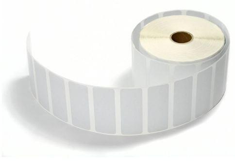 50mm x 25mm Plain Paper Barcode Labels