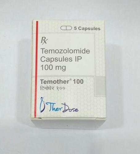 Temozolomide Capsules IP 100 mg