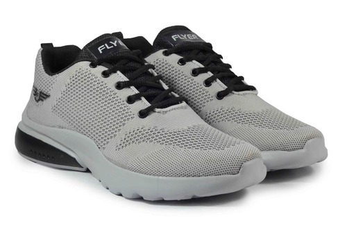 Flyknit Gray Sports Shoes