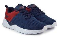 Flyknit Blue Sports Shoes For Men