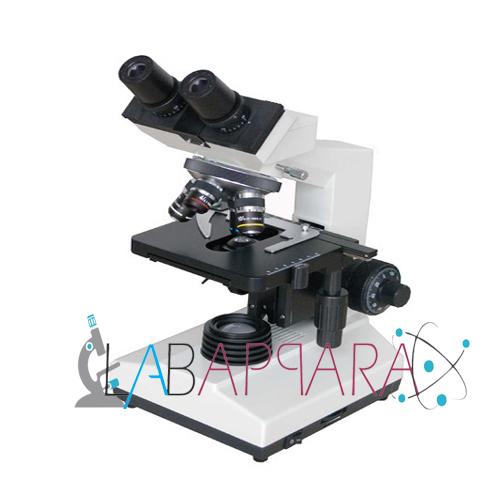 Co-Axial Binocular Microscope Labappara