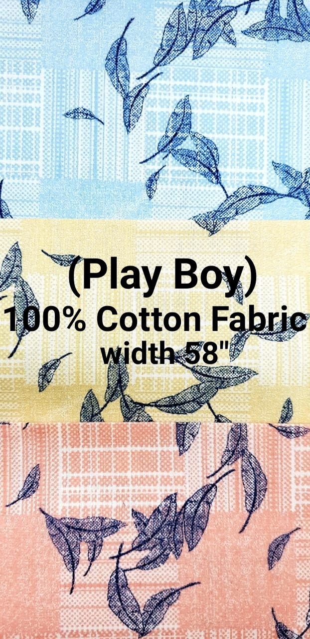 Play Boy 100% cotton