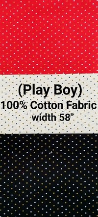 Play Boy 100% cotton