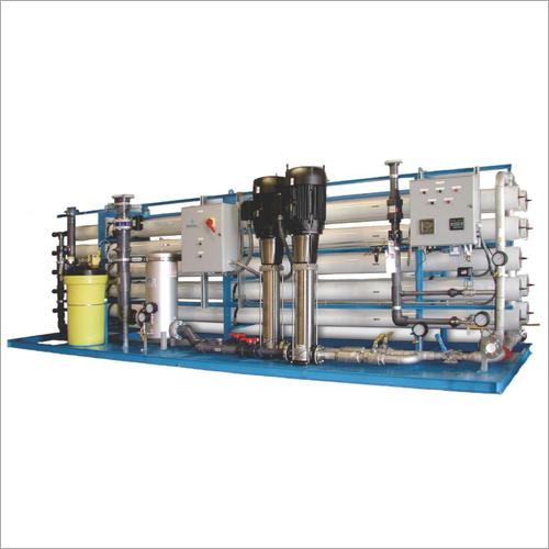 Seawater RO Plant
