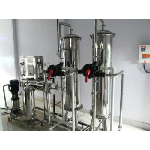Mineral Water Plant and Machine