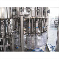 Mineral Water Filling Plant