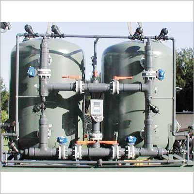 Commercial DM Water Plant