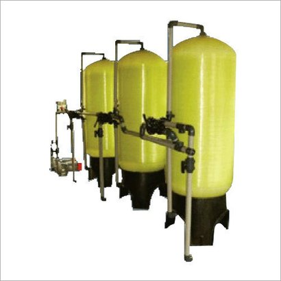 Semi Automatic Industrial Dm Water Purifier Plant