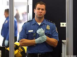 Airport Security Gloves