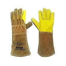 animal handling gloves