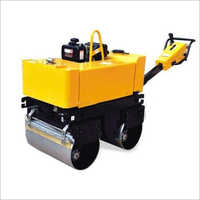 Double Drum Vibratory Rollers