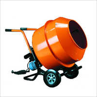 Single Phase Concrete Mixer