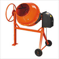 180 Ltr Concrete Mixer