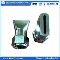 Water Curtain Tank Cooling Nozzle
