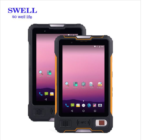 8inch Android 7.0 Tablet Built-In UHF RFID Reader