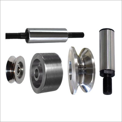 Carbide Plungers And Pulley