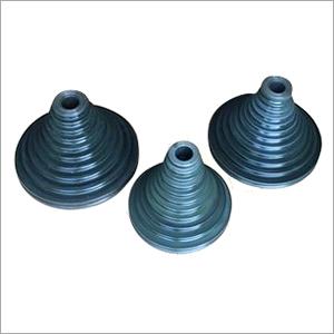 Ceramic Coated Step Cones
